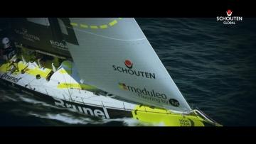 Schouten  Brunel Ocean Volvo race