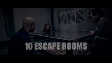 10 Escape room